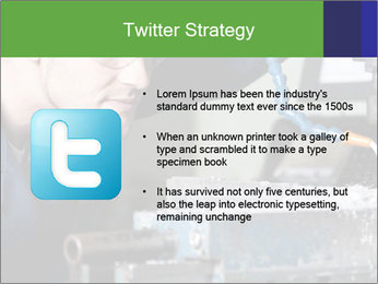 In workshop. PowerPoint Template - Slide 9