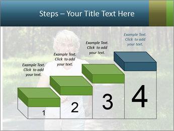 Elderly woman likes to run PowerPoint Templates - Slide 64