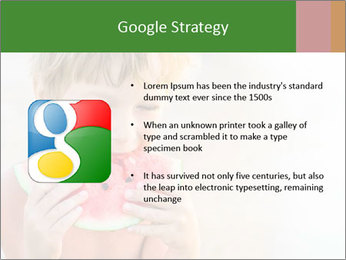 Watermelon PowerPoint Template - Slide 10