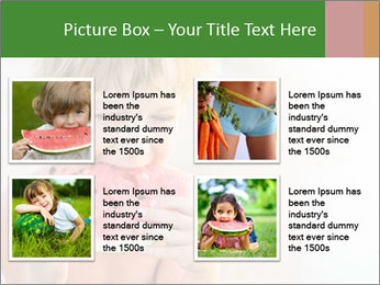 Watermelon PowerPoint Template - Slide 14