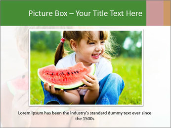 Watermelon PowerPoint Templates - Slide 15