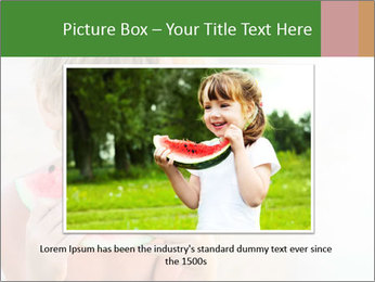 Watermelon PowerPoint Template - Slide 16