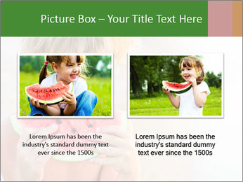 Watermelon PowerPoint Template - Slide 18