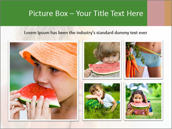 Watermelon PowerPoint Template - Slide 19