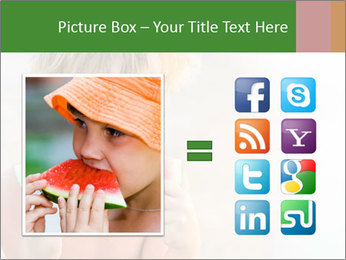 Watermelon PowerPoint Template - Slide 21