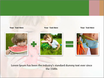 Watermelon PowerPoint Template - Slide 22