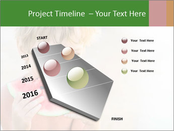 Watermelon PowerPoint Template - Slide 26