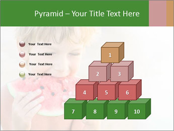 Watermelon PowerPoint Template - Slide 31