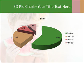 Watermelon PowerPoint Template - Slide 35