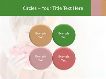 Watermelon PowerPoint Template - Slide 38