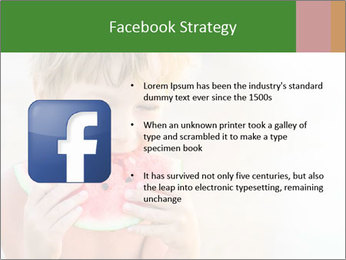 Watermelon PowerPoint Template - Slide 6