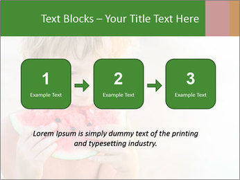 Watermelon PowerPoint Templates - Slide 71