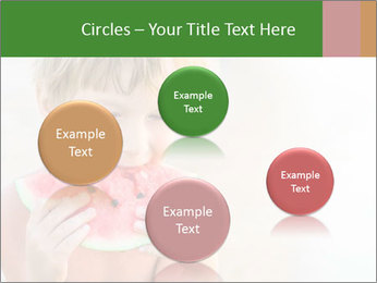 Watermelon PowerPoint Template - Slide 77