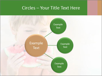 Watermelon PowerPoint Template - Slide 79