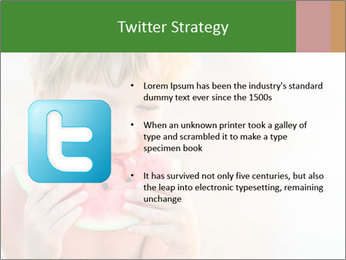 Watermelon PowerPoint Template - Slide 9