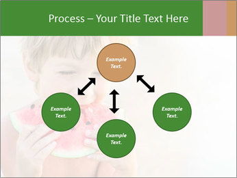 Watermelon PowerPoint Templates - Slide 91
