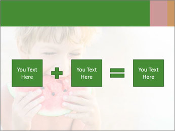 Watermelon PowerPoint Template - Slide 95