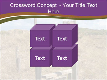 Castle among of  fields PowerPoint Templates - Slide 39