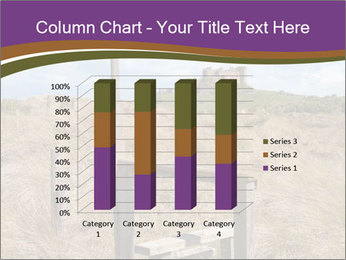 Castle among of  fields PowerPoint Templates - Slide 50