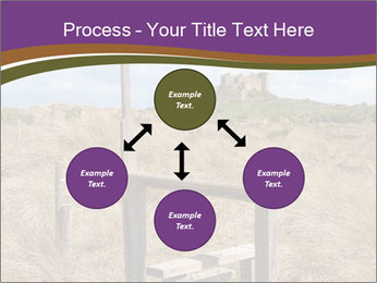 Castle among of  fields PowerPoint Templates - Slide 91