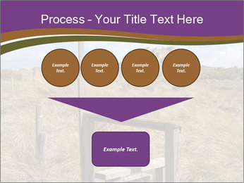 Castle among of  fields PowerPoint Templates - Slide 93