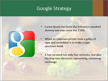 Grilled chicken PowerPoint Template - Slide 10