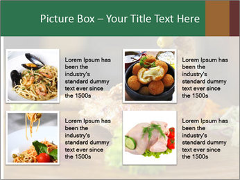 Grilled chicken PowerPoint Template - Slide 14