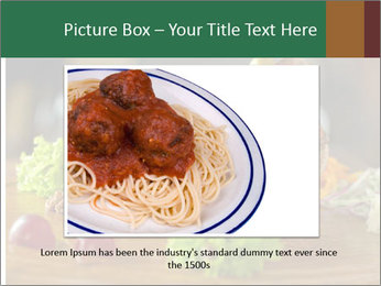 Grilled chicken PowerPoint Template - Slide 15