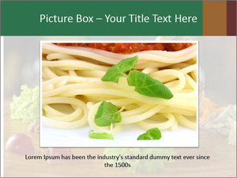 Grilled chicken PowerPoint Template - Slide 16