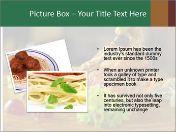 Grilled chicken PowerPoint Template - Slide 20