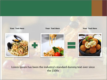 Grilled chicken PowerPoint Templates - Slide 22