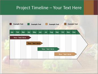 Grilled chicken PowerPoint Template - Slide 25