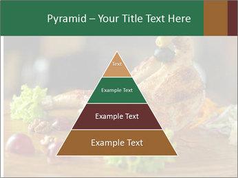 Grilled chicken PowerPoint Template - Slide 30