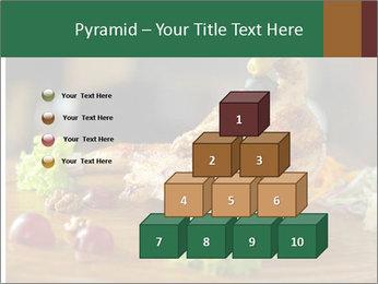 Grilled chicken PowerPoint Template - Slide 31
