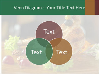 Grilled chicken PowerPoint Template - Slide 33