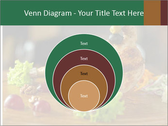 Grilled chicken PowerPoint Template - Slide 34