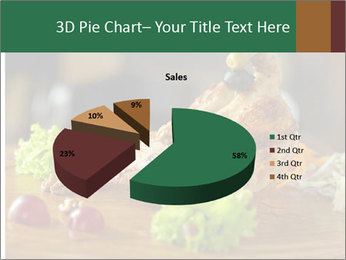 Grilled chicken PowerPoint Template - Slide 35