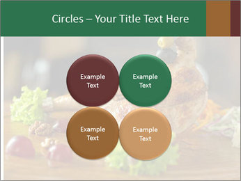 Grilled chicken PowerPoint Template - Slide 38