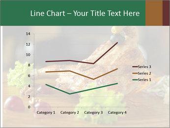 Grilled chicken PowerPoint Template - Slide 54