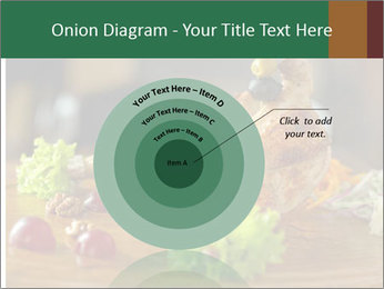 Grilled chicken PowerPoint Template - Slide 61