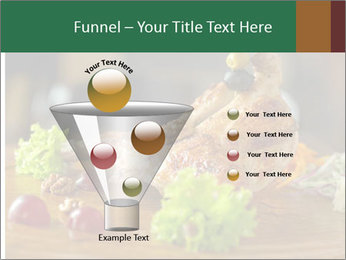 Grilled chicken PowerPoint Template - Slide 63