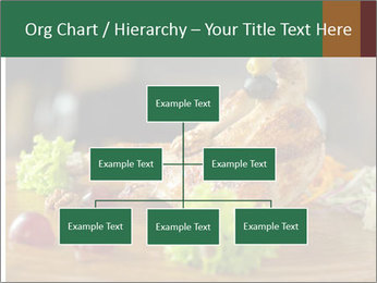 Grilled chicken PowerPoint Template - Slide 66