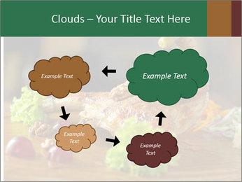 Grilled chicken PowerPoint Template - Slide 72