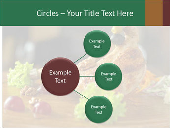 Grilled chicken PowerPoint Templates - Slide 79