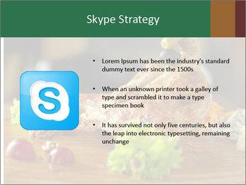 Grilled chicken PowerPoint Template - Slide 8