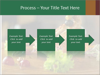 Grilled chicken PowerPoint Template - Slide 88