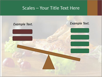 Grilled chicken PowerPoint Templates - Slide 89