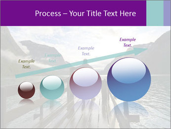 Silhouette of man PowerPoint Template - Slide 87