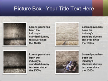 Old interior PowerPoint Template - Slide 14