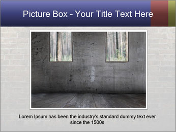 Old interior PowerPoint Template - Slide 15